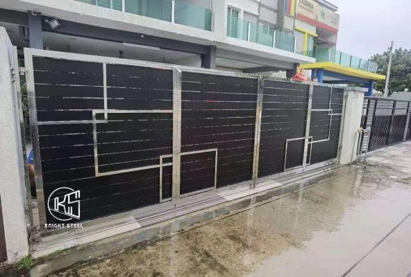 Folding Gate Taman Nusari Aman  ,Negeri Sembilan