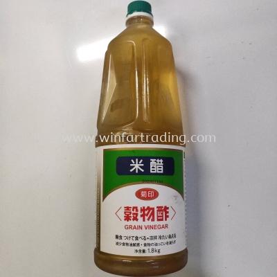 菊印物酢米醋 1.8L