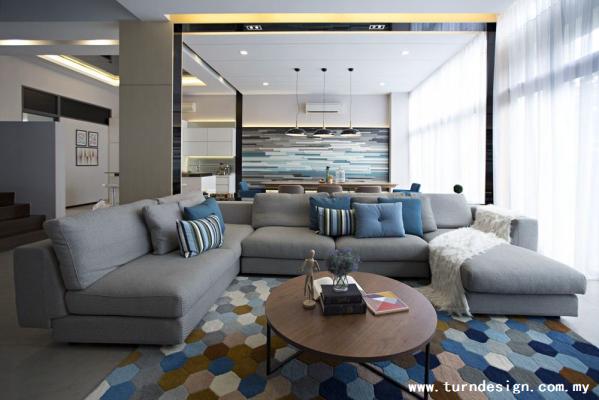 Kuala Lumpur & Selangor Finished Interior & Renovation Works Refer - MANSION DESA PARK CITY