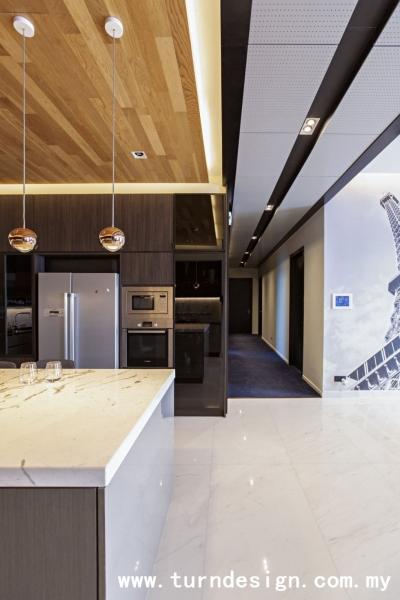 Finished Interior & Renovation Refer Kuala Lumpur & Selangor - TROPICANA GRANDE