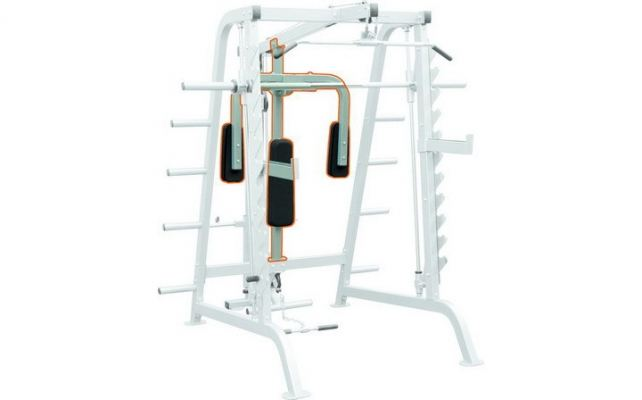 Half Cage Pec Fly Attachment IFHCP