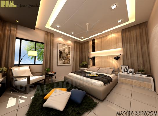 Finished Interior & Renovation Refer Klang & Selangor - BUNGALOW AMAN PERDANA