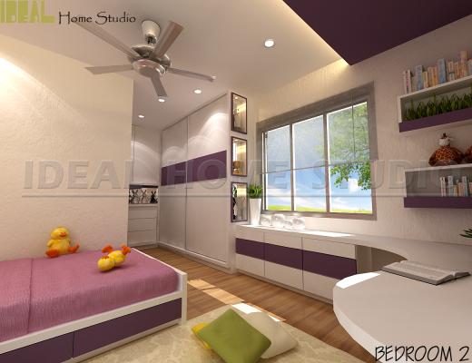 Finished Interior & Renovation Refer Klang & Selangor - BUNGALOW BUKIT KEMUNING