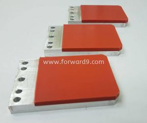 Silicone Coating on Steel Plate