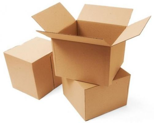 MOVING HOUSE PURPOSE CARTON BOX
