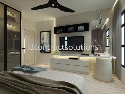 马六甲地区装修室内设计参考 -马六甲 Atlantis Residence