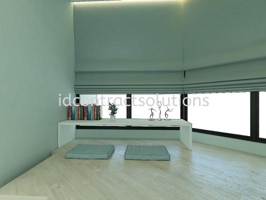 Interior & Renovation Refer Malacca - Atlantis Residence Malacca