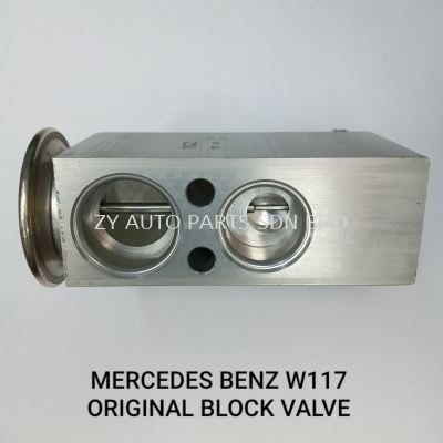 MERCEDES BENZ W211/203 BLOCK VALVE