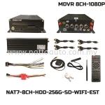 DVR 8CH(3520D-V400-1080N)