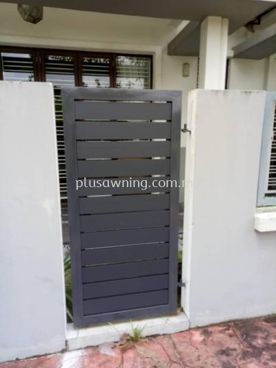 Single Gate @Jalan Elektron U16/52F, Denai Alam, Selangor