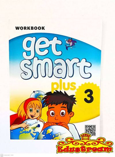 GET SMART PLUS 3 WORK BOOK