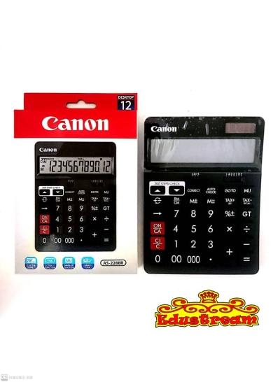 CANON CALCULATOR AS2288R