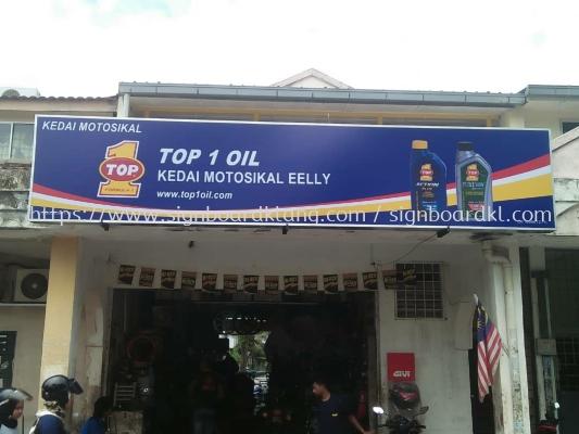 Kuala Lumpur and klang light box signboard sigange manufacturer