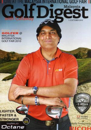 The Golf Business Pro Director of V K Golf Daddy