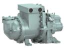 Hitachi Screw Compressor ASCCW-Z  40 ~ 100 RT Hitachi Screw Compressor