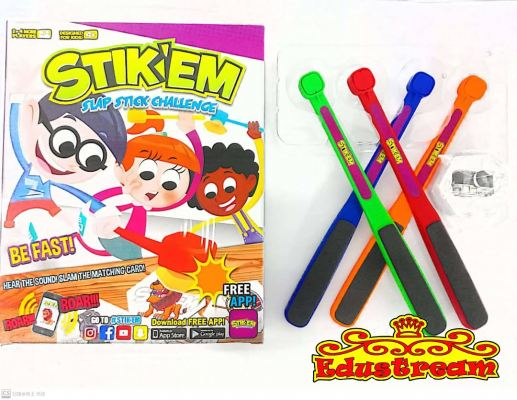 Game Stikem Slap Stick Challence