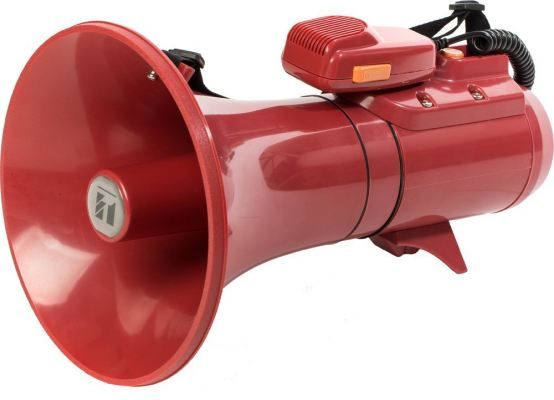 ER-2215S. TOA Shoulder Type Megaphone. #AIASIA Connect