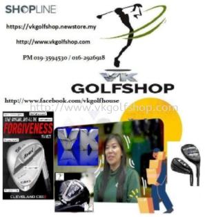Shop Online Safely with us at V K Golf Daddy