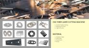 CNC Fiber Laser Cutting Machine Service CNC Fiber Laser Cutting