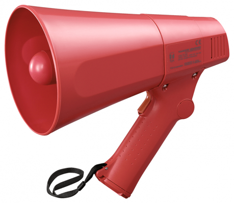 ER-520S (10W max.) TOA Hand Grip Type Megaphone with Siren. #AIASIA Connect