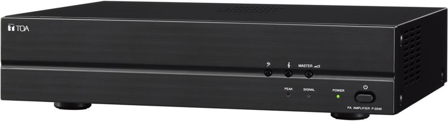 P-2240. TOA Power Amplifier (H version). AIASIA Connect