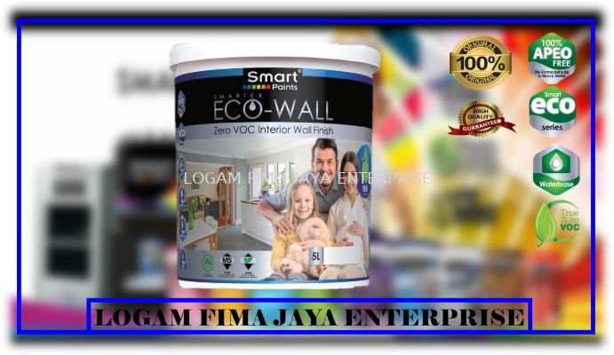SMART PAINT ECO WALL