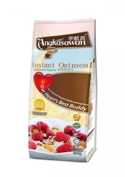 Angkasawan Instant Oatmeal (300g) - RM3.20
