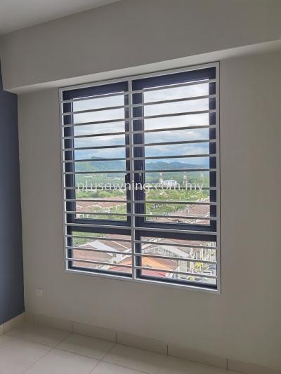 Window Grill @HillPark Residence, Bandar Teknologi Kajang, Semenyih, Selangor
