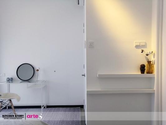 Penang Arte S Residential Interior Design Renovation Ideas