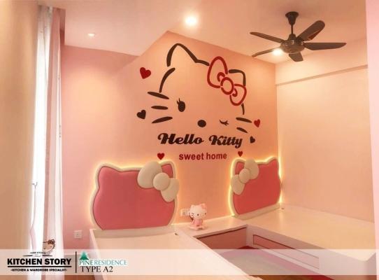 Penang Pine Residence Residential Interior Design Renovation Ideas