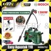 BOSCH 06008A7FL0 Easy Aquatak 110 High Pressure Cleaner 1300W 110Bar BOSCH High Pressure Washer