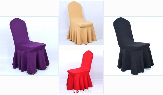 Scuba Spandex Chair Cover