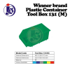 Winner Plastic Container Model 131 Plastic Container Others