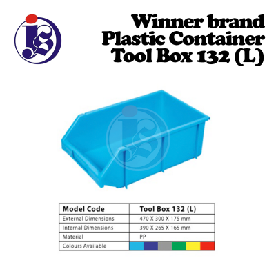 Winner Plastic Container Model 132