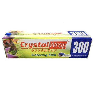 """CRYSTALWRAP CATERING FILM 12""""(300M)"""
