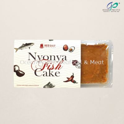 NYONYA FISH CAKE 180G��Box(Sold per BOX)**buy more save more