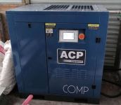 "10.0HP ""ACP"" PERMANENT MAGNET INVERTER DIRECT DRIVE ROTARY SCREW AIR COMPRESSOR, MODEL : RS 10E-P"