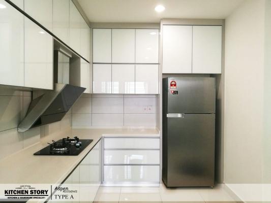 Penang Aspen Residence Interior Design Renovation Ideas