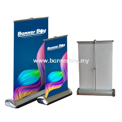 Small Rollup Bunting / Table Rollup / Mini Rollup / Table Notice Board