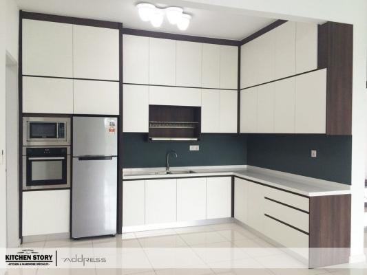 Penang The Address @Bukit Jambul Finished Interior Design Renovation Ideas Sample