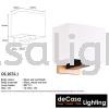 Modern Contemporary Wall Light (OS2072-1) Modern Contemporary Design WALL LIGHT