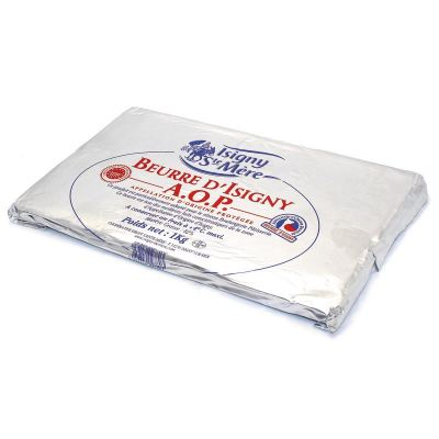 ISIGNY PASTRY BUTTER 1KG