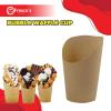 Egg Bubble Waffle Cup Bubble Waffle Cup Bekas Waffle 50PCS Packaging