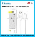 PAVAREAL USB DATA CABLE 1METER (MICRO USB)