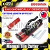 BOSSMAN B1400A Manual Tile Cutter 400mm Bossman Tile Cutter