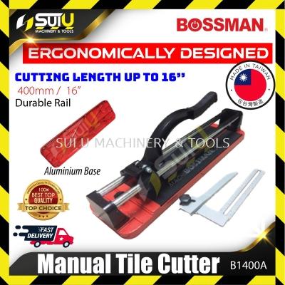 BOSSMAN B1400A Manual Tile Cutter 400mm