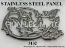 [3102] STAINLESS STEEL PANEL 3102 STAINLESS STEEL PANEL STAINLESS STEEL PANEL STAINLESS STEEL ACCESSORIES
