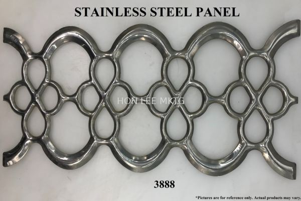 [3888] STAINLESS STEEL PANEL