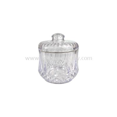 PS500-6GB 6pcs Crystal Canister Set