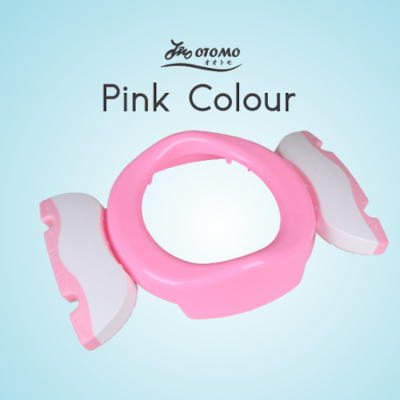 POTTY SEAT  BS-9008 PINK